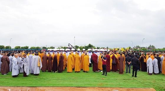 Linh cữu Chủ tịch nước đã về quê hương Quang Thiện ảnh 14