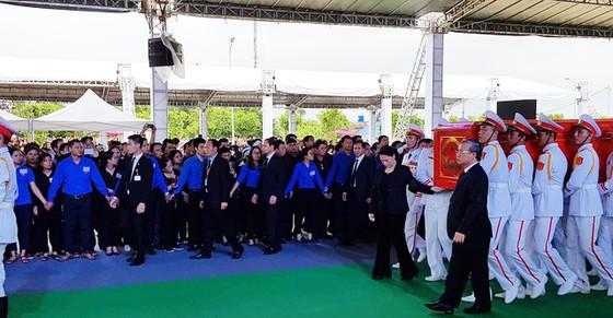Linh cữu Chủ tịch nước đã về quê hương Quang Thiện ảnh 10