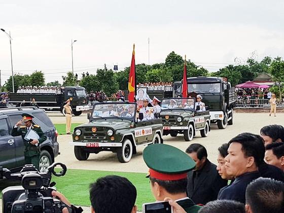 Linh cữu Chủ tịch nước đã về quê hương Quang Thiện ảnh 21