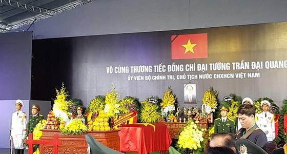 Linh cữu Chủ tịch nước đã về quê hương Quang Thiện ảnh 15