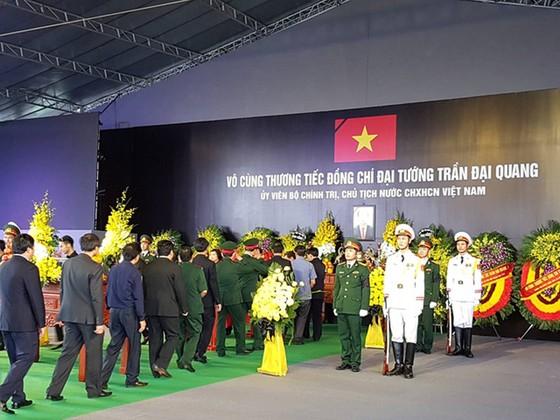 Linh cữu Chủ tịch nước đã về quê hương Quang Thiện ảnh 17