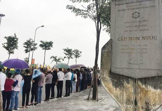 Linh cữu Chủ tịch nước đã về quê hương Quang Thiện ảnh 35
