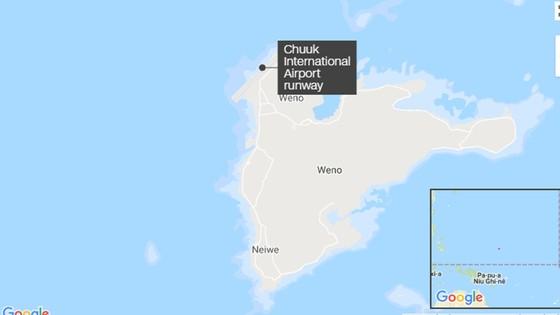 Máy bay chở 47 người trượt khỏi đường băng, lao xuống biển ảnh 4