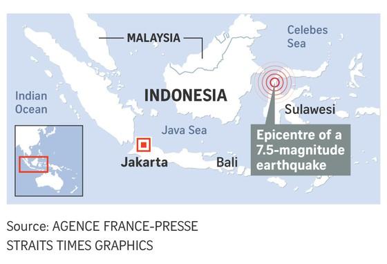 Số nạn nhân thiệt mạng do động đất và sóng thần tại Indonesia đã lên tới gần 400 người ảnh 22