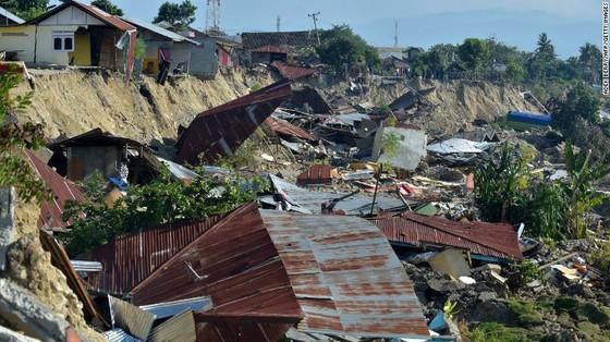 Lại xảy ra động đất liên tiếp khu vực đảo Sumba của Indonesia ảnh 3