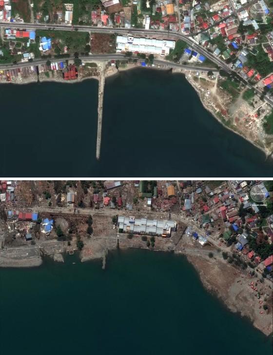 1.234 người thiệt mạng do động đất và sóng thần tại Indonesia ảnh 13
