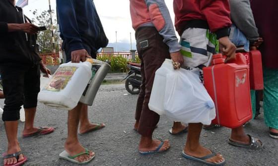 1.234 người thiệt mạng do động đất và sóng thần tại Indonesia ảnh 12