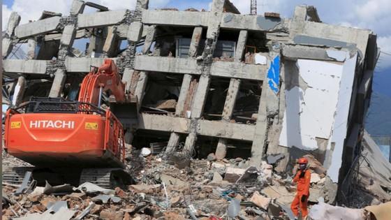 1.234 người thiệt mạng do động đất và sóng thần tại Indonesia ảnh 8