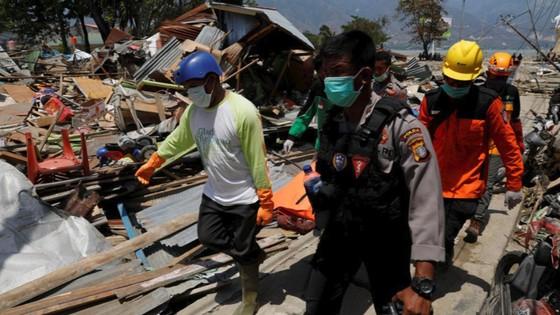 1.234 người thiệt mạng do động đất và sóng thần tại Indonesia ảnh 3