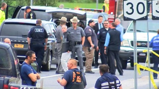 Tai nạn ô tô nghiêm trọng tại New York, 20 người thiệt mạng ảnh 3