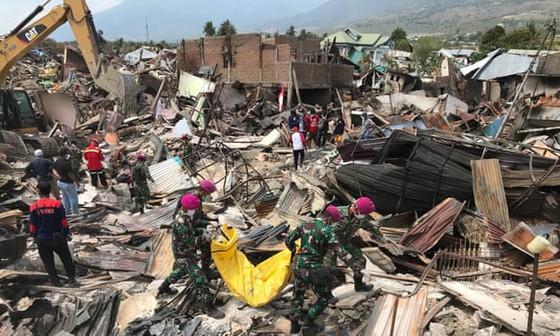 Số người thiệt mạng trong thảm họa kép tại Indonesia đã lên đến 1.944 người ảnh 18