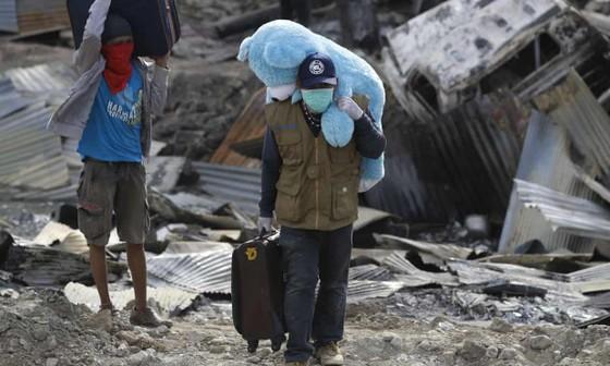 Số người thiệt mạng trong thảm họa kép tại Indonesia đã lên đến 1.944 người ảnh 13