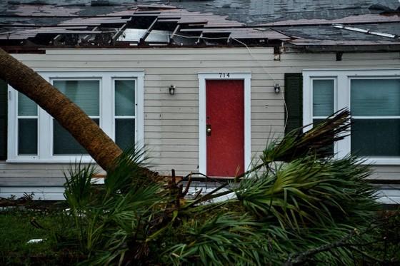 Florida tan hoang sau siêu bão Michael mạnh nhất kể từ năm 1992 ảnh 35