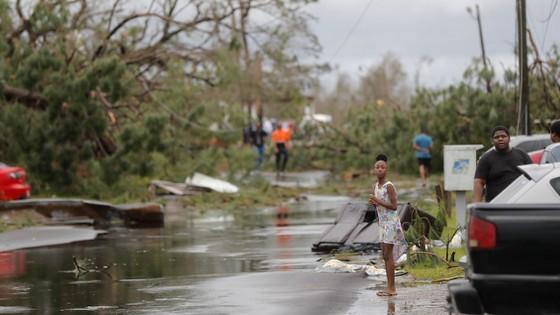 Florida tan hoang sau siêu bão Michael mạnh nhất kể từ năm 1992 ảnh 39