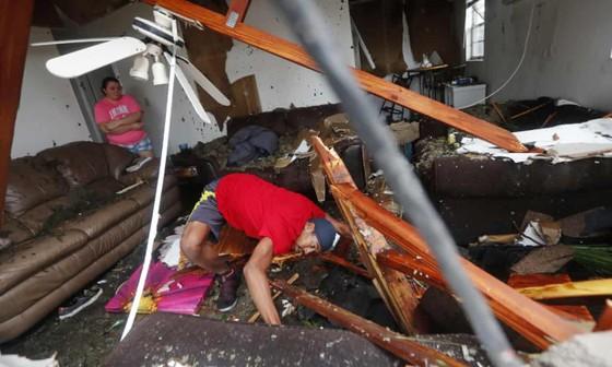 Florida tan hoang sau siêu bão Michael mạnh nhất kể từ năm 1992 ảnh 15
