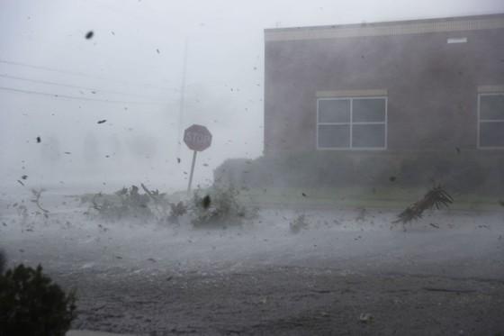 Florida tan hoang sau siêu bão Michael mạnh nhất kể từ năm 1992 ảnh 18