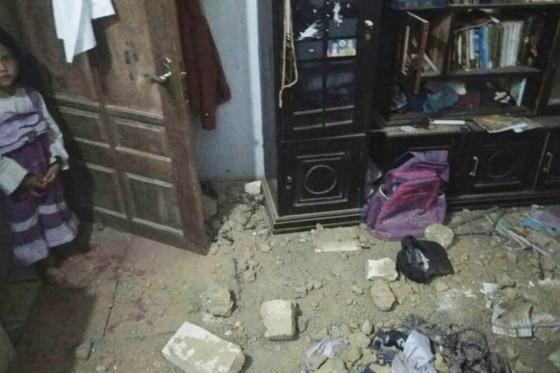 Lại xảy ra động đất mạnh ở Indonesia ảnh 4