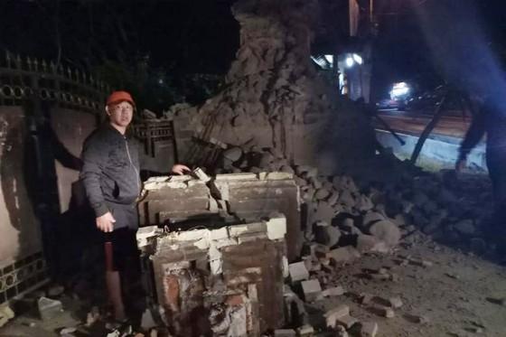 Lại xảy ra động đất mạnh ở Indonesia ảnh 3