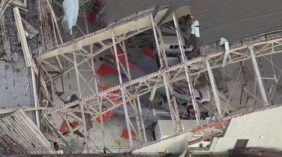 Siêu bão Michael tấn công Florida: 17 người chết, một căn cứ quân sự bị san bằng, cả thị trấn bị xóa sổ ảnh 14