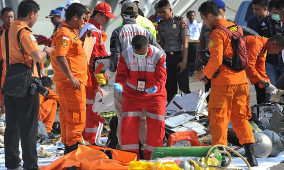 Vụ rơi máy bay tại Indonesia: Phát hiện sự cố chỉ 2 phút sau khi cất cánh ảnh 3