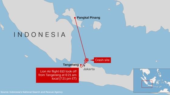 Vụ rơi máy bay tại Indonesia: Phát hiện sự cố chỉ 2 phút sau khi cất cánh  ảnh 17