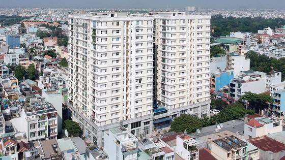 Vụ tháo dỡ 71 căn shophouse chung cư Khang Gia Tân Hương: Người dân xin được tồn tại ảnh 1