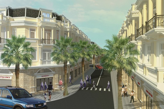 """Bình Dương: Thêm những khu đất được Công ty Phú Hồng Thịnh """"thay áo mới"""" ảnh 2"""