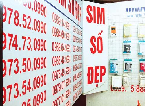 Cương quyết dẹp loạn SIM rác ảnh 1