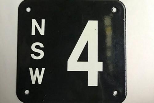 Australia bán đấu giá biển số xe đặc biệt ảnh 1