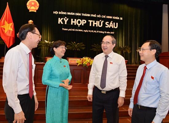 HĐND TPHCM triển khai nghị quyết về cơ chế, chính sách đặc thù ảnh 2