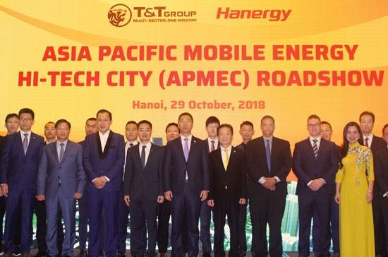 Thành phố năng lượng di động thông minh xu hướng của tương lai ảnh 2