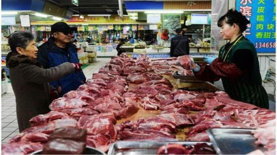 Thịt bò Mỹ vào thị trường Trung Quốc theo sau thỏa thuận mới /// AFP