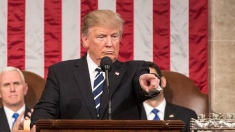Nhà Trắng chuẩn bị kịch bản nếu ông Trump bị luận tội - ảnh 1