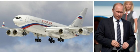 3. Russian President Vladimir Putin — £360 million.