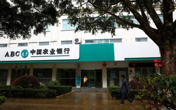 Ngân hàng Nông nghiệp Trung Quốc (ABC) đứng thứ 3 với tổng giá trị tài sản khổng lồ 2.800 tỉ USD.