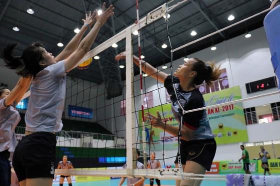 Giải bóng chuyền nữ quốc tế - Cúp VTV9 Bình Điền lần thứ 11 năm 2017:  ảnh 1