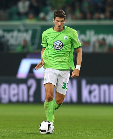 Play-off Lượt đi: Wolfsburg - Eintracht Braunschweig: Bầy sói khoe nanh ảnh 1