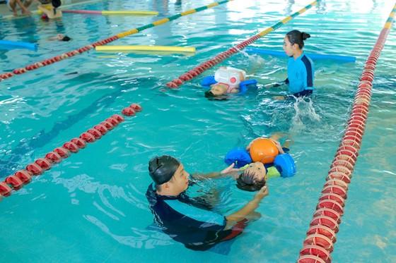 Giải pháp giảm tỷ lệ đuối nước cùng Tuần lễ bơi an toàn Swimland   ảnh 1