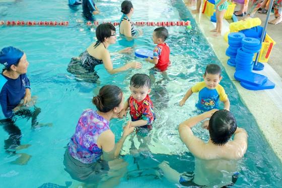Giải pháp giảm tỷ lệ đuối nước cùng Tuần lễ bơi an toàn Swimland   ảnh 2