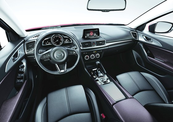 Vì sao Mazda3 liên tục dẫn đầu doanh số? ảnh 1