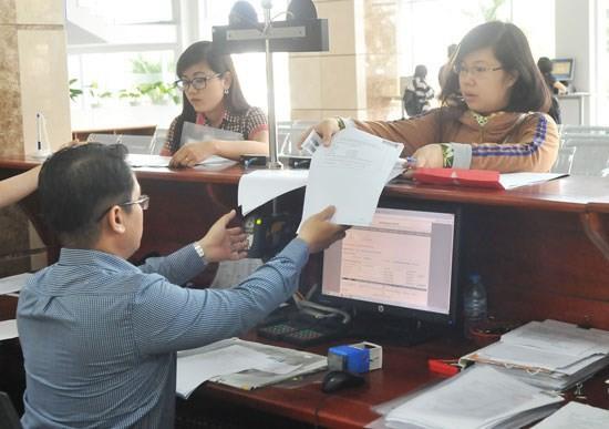 Ngành thuế đẩy mạnh ứng dụng điện tử phục vụ doanh nghiệp ảnh 1