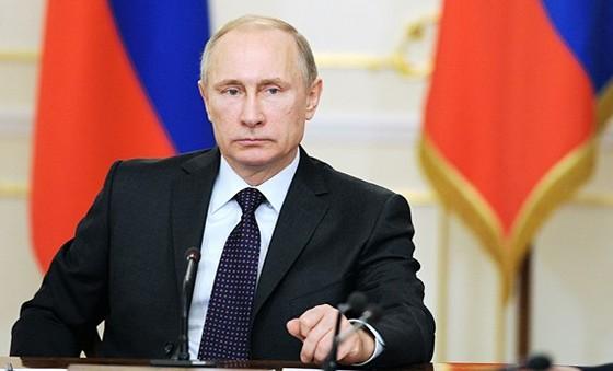 Nga: Cấm công bố kết quả thăm dò dư luận  ảnh 1