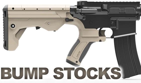 """Mỹ chính thức cấm """"độ"""" súng ảnh 1"""