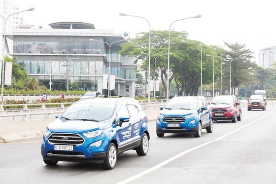 Trải nghiệm Ford EcoSport mới: Cải tiến vượt trội về công nghệ và thiết kế ảnh 1