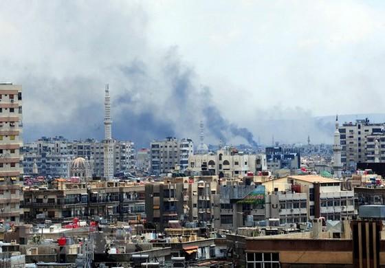 Ngoại trưởng ASEAN ra tuyên bố về tình hình Syria  ảnh 1