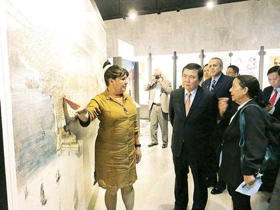 Đoàn kết, thủy chung - Tài sản quý báu hai nước Việt Nam - Cuba ảnh 1