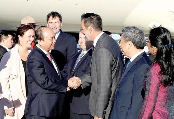 Thủ tướng Nguyễn Xuân Phúc dự Hội nghị G7 mở rộng ảnh 1