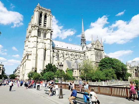 Phục hồi du lịch Paris ảnh 1