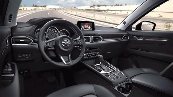 5 lý do Mazda CX-5 dẫn đầu phân khúc CUV ảnh 1