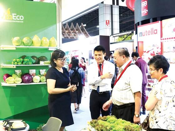 VinEco đạt danh hiệu thương hiệu vàng nông nghiệp Việt Nam ảnh 1